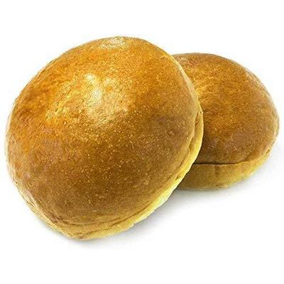 خبز برجر بريوش بني للشركات -- Brown Brioche Burger Bun for Businesses