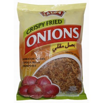 24 400 غرام من بصل مقلي مقرمش زايكا للشركات جملة 24 400 Gm Of Crispy Fried Onions Zaiqa For Business Jumla