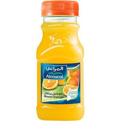 24 200 مللتر من كوكتيل عصير برتقال المراعي جملة 24 200 Ml Of Mixed Orange Juice Almarai Jumla