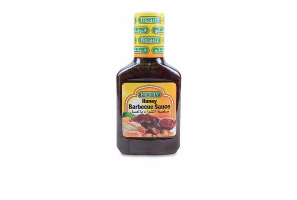 صلصة الباربكيو بالعسل فريشلي للمنازل جملة Honey Barbecue Sauce Freshly For Home Jumla