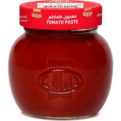 6 6 220 غرام من معجون طماطم العلالي ماركة العلالي جملة 6 6 220 Gm Of Tomato Paste Alalali Alalali Brand Jumla