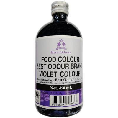 ملون طعام بنفسجي جملة Purple Food Color Jumla